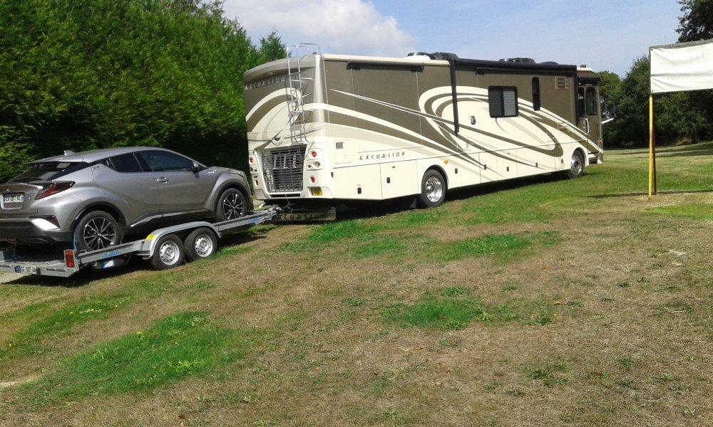 Aire camping-car à Miniac-Morvan (35540) - Photo 3